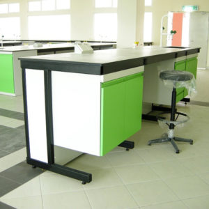 Lab Furniture, Ducted Fume Hood & Air Change System