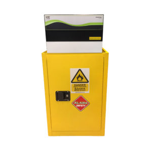 Flammable Cabinet & Filtration Box